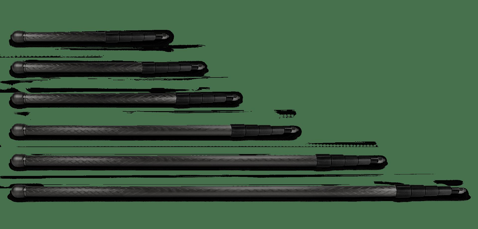 Quickpole Series 5 Übersicht aller Modelle